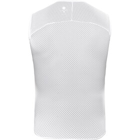 Castelli Pro Issue Mouwloze Baselayer Jersey Heren, white